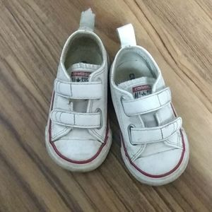 Converse All Star size 4 children's shoes